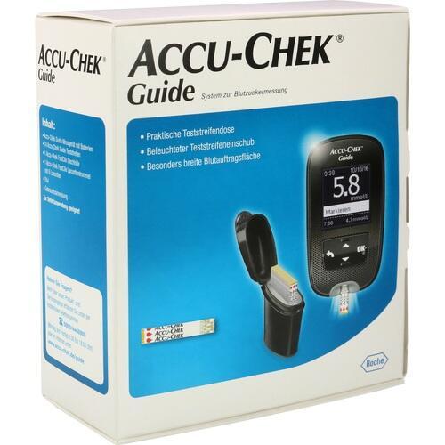Accu-Chek Guide Set mmol/l, 1 ST, Roche Diabetes Care Deutschland GmbH