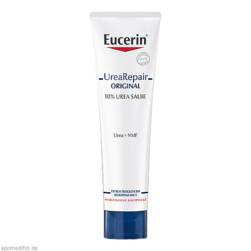 Eucerin UreaRepair ORIGINAL Salbe 10%, 100 ML, Beiersdorf AG Eucerin
