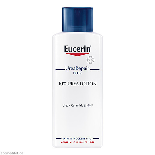 Eucerin UreaRepair PLUS Lotion 10%, 250 ML, Beiersdorf AG Eucerin