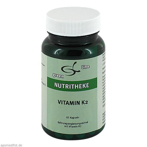 Vitamin K2, 60 ST, 11 A Nutritheke GmbH