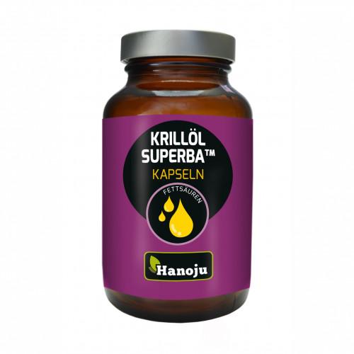 Krillöl Superba 500mg 60 Kapseln, 60 ST, shanab pharma e.U.