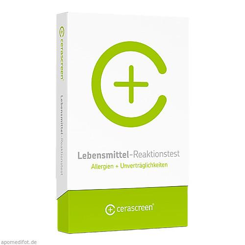 Lebensmittel-Reaktionstest, 1 ST, Cerascreen GmbH
