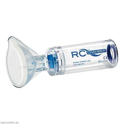 RC-Chamber Kinder 1-5 Jahre mit Maske, 1 ST, R.Cegla GmbH & Co. KG