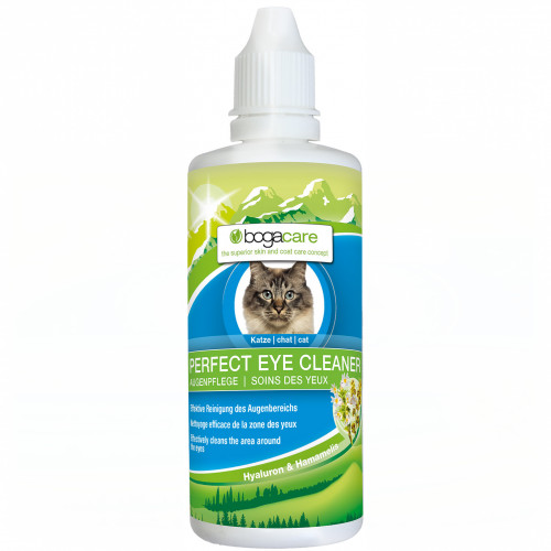 bogacare PERFECT EYE CLEANER Katze, 100 ML, Werner Schmidt Pharma GmbH