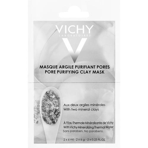 Vichy Porenverfein. Maske, 2X6 ML, L'Oréal Deutschland GmbH