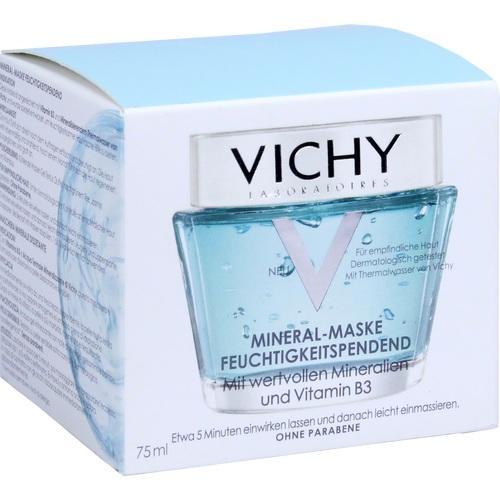 Vichy Feuchtigkeitsp. Maske, 75 ML, L'oreal Deutschland GmbH