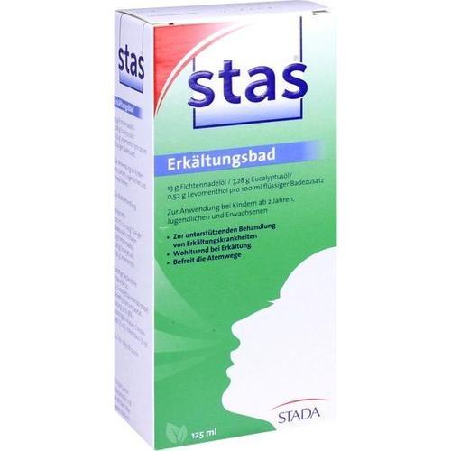 STAS Erkältungsbad, 125 ML, STADA GmbH