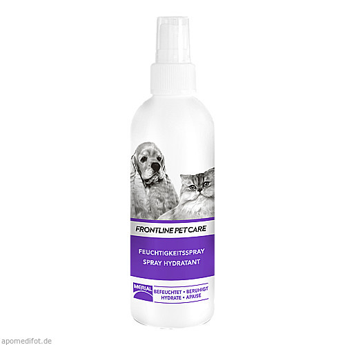 FRONTLINE PET CARE Feuchtigkeitsspray vet., 200 ML, Boehringer Ingelheim Vetmedica GmbH