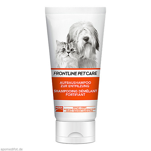 FRONTLINE PET CARE Aufbaushampoo z.Entfilzung vet., 200 ML, Boehringer Ingelheim Vetmedica GmbH