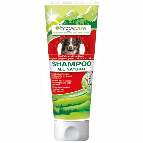bogacare SHAMPOO ALL NATURAL Hund, 200 ML, Werner Schmidt Pharma GmbH