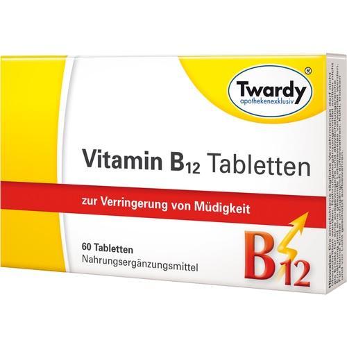 Vitamin B12 Tabletten, 60 ST, Astrid Twardy GmbH
