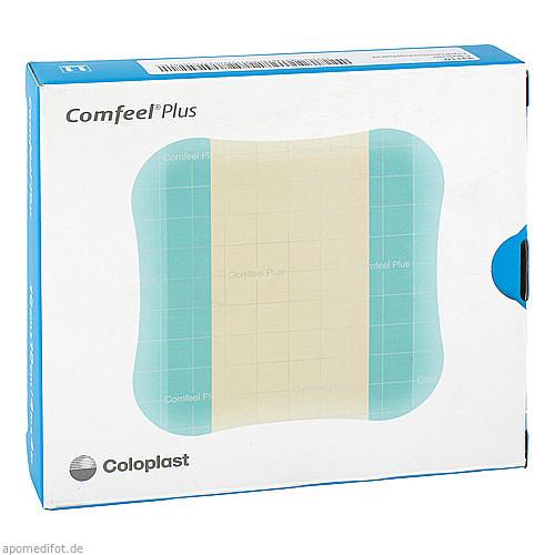 Comfeel Plus Flexibel Hydrokolloidverband 10x10cm, 10 ST, Coloplast GmbH