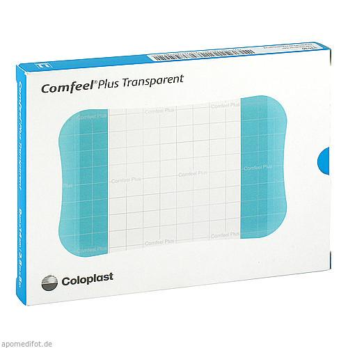 Comfeel Plus Transparent Hydrokolloidverb. 9x14cm, 10 ST, Coloplast GmbH