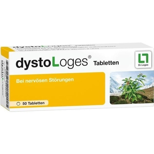 dysto Loges Tabletten, 50 ST, Dr. Loges + Co. GmbH