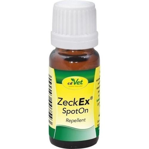 ZeckEx SpotOn vet, 10 ML, cd Vet Naturprodukte GmbH