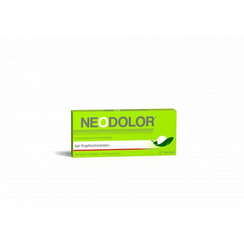 Neodolor, 20 ST, PharmaSGP GmbH