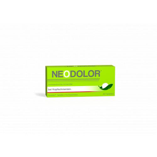 Neodolor, 40 ST, PharmaSGP GmbH