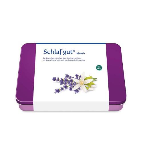 Schlaf gut Set inkl. Geschenkdose & Öl, 1 ST, Taoasis GmbH Natur Duft Manufaktur