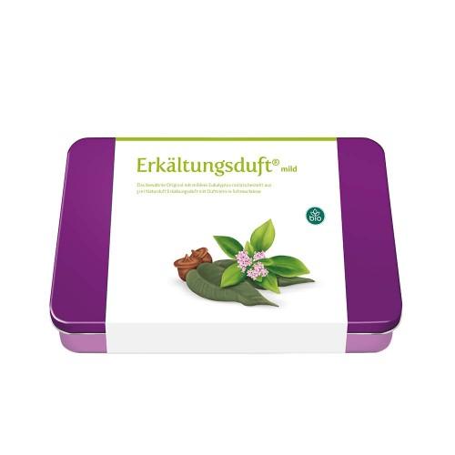 Erkältungsduft Set inkl. Geschenkdose & Öl, 1 ST, Taoasis GmbH Natur Duft Manufaktur