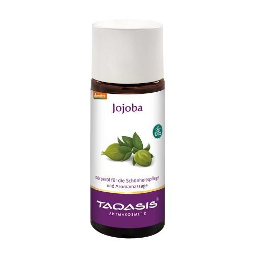 Jojoba Bio/demeter, 50 ML, Taoasis GmbH Natur Duft Manufaktur