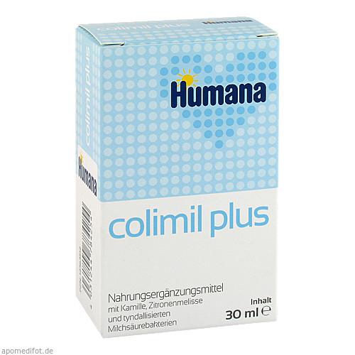 colimil plus Humana 30 ml, 30 ML, Humana Vertriebs GmbH