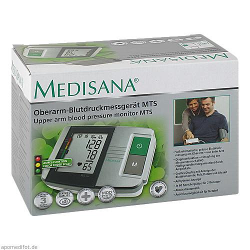 Medisana Oberarm-Blutdruckmessgerät MTS, 1 ST, Promed GmbH