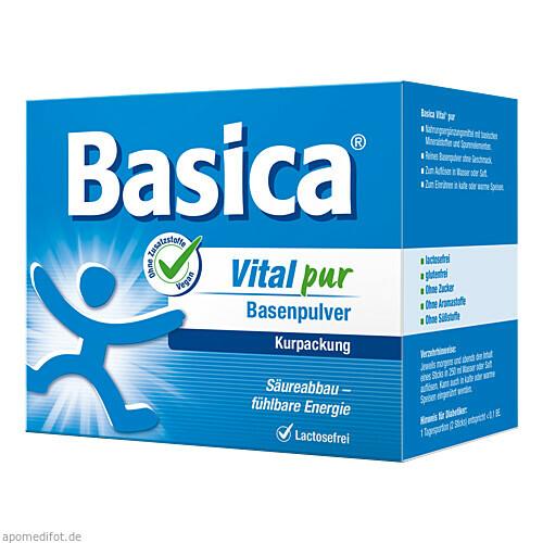 Basica Vital Pur Basenpulver, 50 ST, Protina Pharmazeutische GmbH