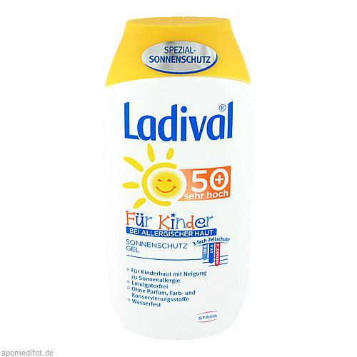 Ladival für Kinder bei allergischer Haut LSF 50+, 200 ML, STADA Consumer Health Deutschland GmbH