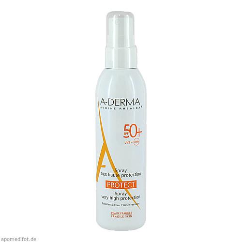 A-DERMA PROTECT Spray SPF 50+, 200 ML, Pierre Fabre Pharma GmbH
