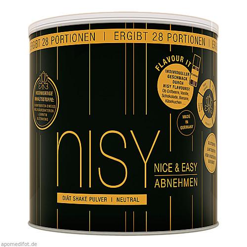 NISY Diät Shake Pulver neutral 28 Portionen, 980 G, PriSoMa GmbH