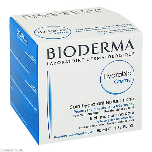 BIODERMA HYDRABIO Creme Pot, 50 ML, Aktiv-Derma GmbH