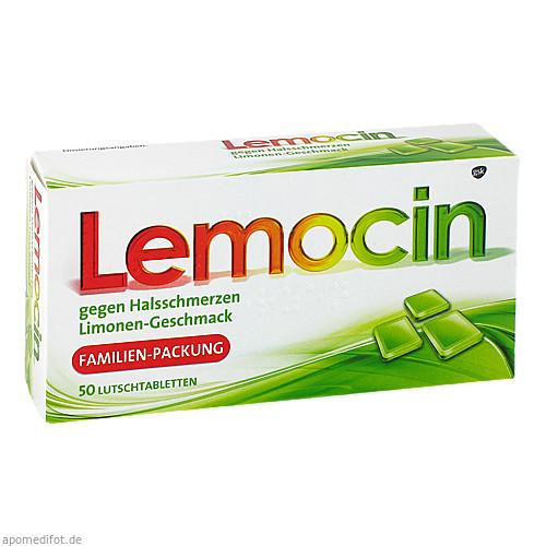 Lemocin gegen Halsschmerzen, 50 ST, STADA Consumer Health Deutschland GmbH