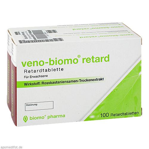 veno-biomo retard, 200 ST, Biomo Pharma GmbH