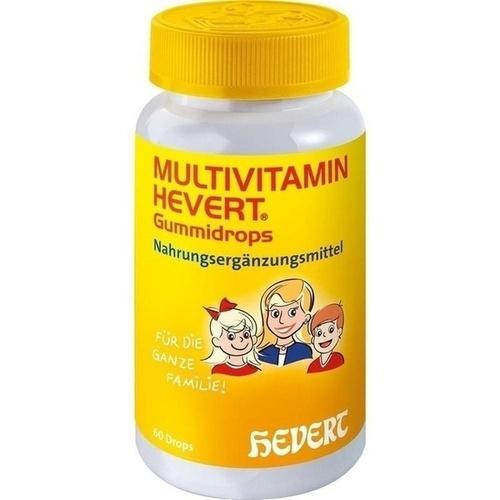 Multivitamin Hevert Gummidrops, 60 ST, Hevert Arzneimittel GmbH & Co. KG