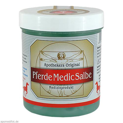 PferdeMedicSalbe Apothekers Orig Pferdesalbe Dose, 350 ML, Equimedis Dr. Jacoby GmbH & Co. KG