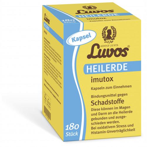 Luvos Heilerde Imutox, 180 ST, Heilerde-Gesellsch.LUVOS JUST GmbH & Co. KG
