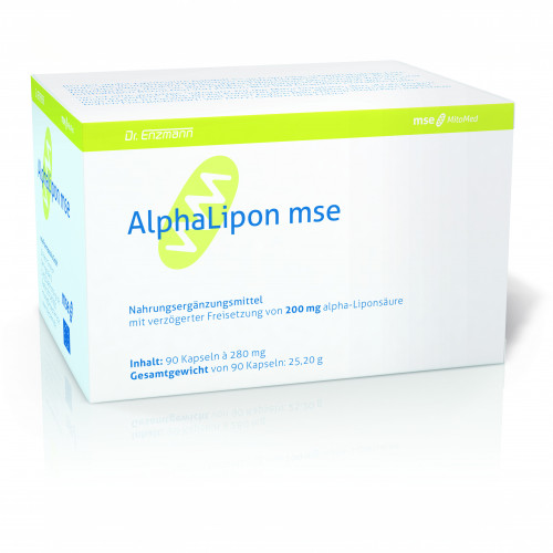 AlphaLipon mse, 90 ST, Mse Pharmazeutika GmbH