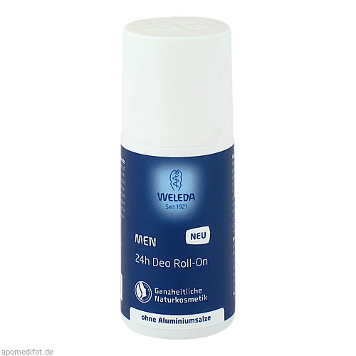 WELEDA MEN 24h Deo Roll-On, 50 ML, Weleda AG