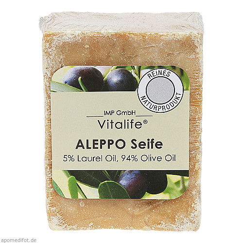 Aleppo Seife, 200 G, Imp GmbH International Medical Products