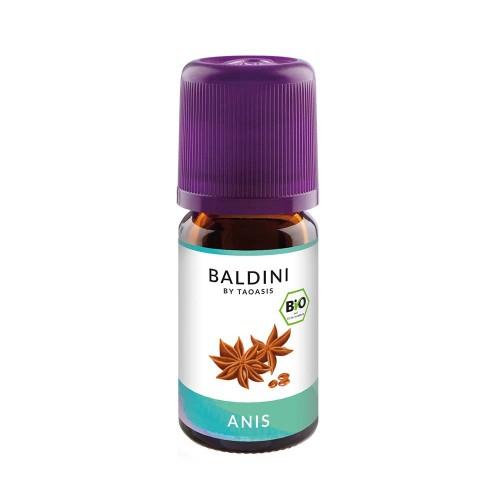 Baldini BioAroma Anis Bio, 5 ML, Taoasis GmbH Natur Duft Manufaktur