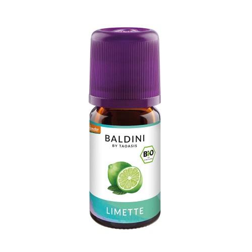 Baldini BioAroma Limette Bio/demeter, 5 ML, Taoasis GmbH Natur Duft Manufaktur