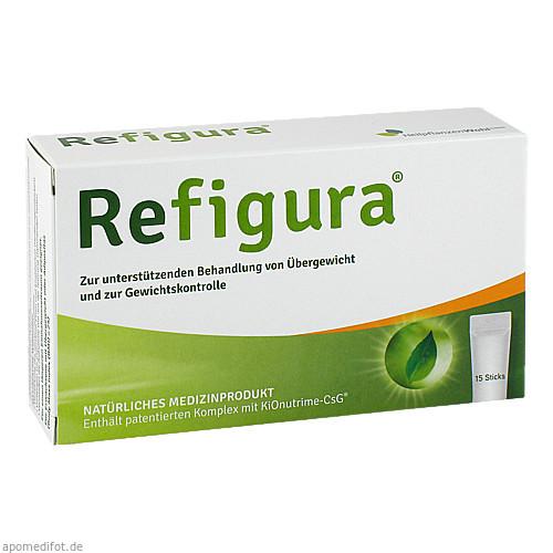 Refigura Sticks, 15 ST, Heilpflanzenwohl GmbH