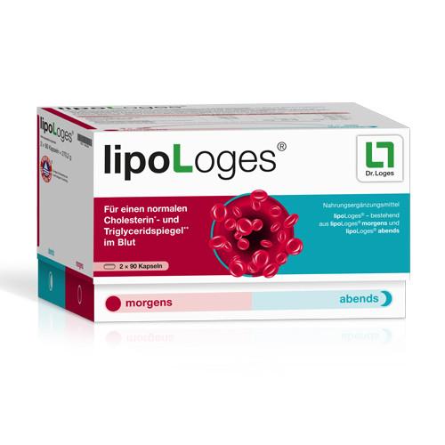 lipoLoges, 180 ST, Dr. Loges + Co. GmbH
