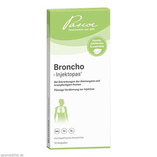 Broncho Injektopas, 10 ST, Pascoe pharmazeutische Präparate GmbH