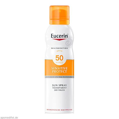 EUCERIN Sun Spray Dry Touch LSF 50, 200 ML, Beiersdorf AG Eucerin