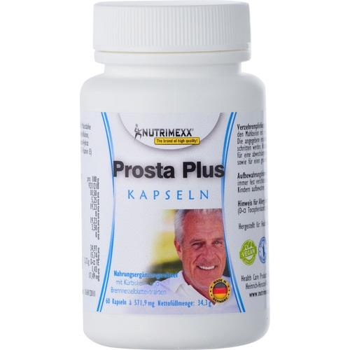 Nutrimexx - Prosta Plus, 60 ST, HCP GmbH