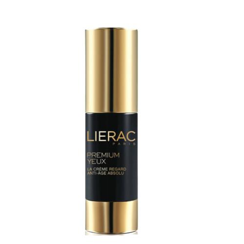LIERAC PREMIUM YEUX Augencreme, 15 ML, Ales Groupe Cosmetic Deutschland GmbH