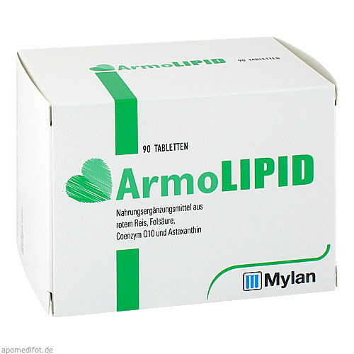 Armolipid, 90 ST, Meda Pharma GmbH & Co. KG