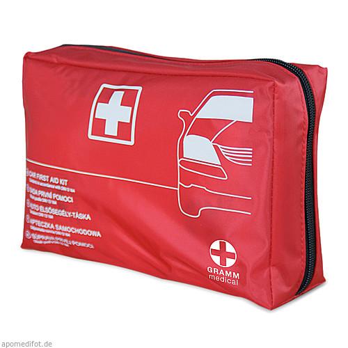VERBANDTASCHE Kfz DIN 13164, 1 ST, GRAMM medical healthcare GmbH
