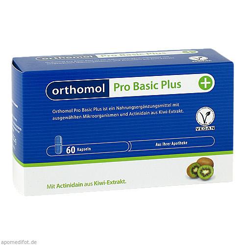 orthomol Pro Basic Plus, 60 ST, Orthomol Pharmazeutische Vertriebs GmbH
